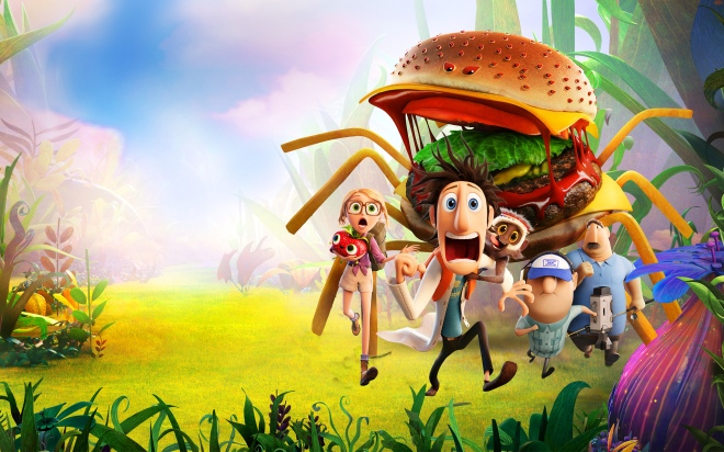 Cloudy With a Chance of Meatballs 2 The Other Other Other Steve