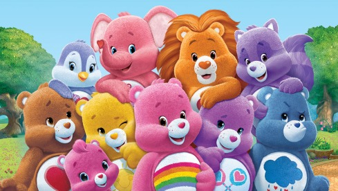 3.CareBears&Cousins